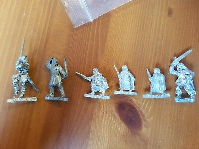 Games Workshop - Lord of the Rings miniatures x 6