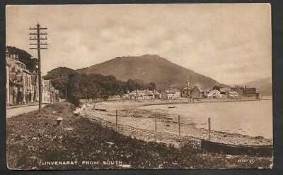 PC of Inverarary from South 1923 VGC.