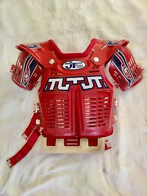Vintage JT Racing Motocross Chest Protector