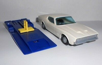 1970s Promo Funmates Go Car Mustang Mach 1 with Launcher