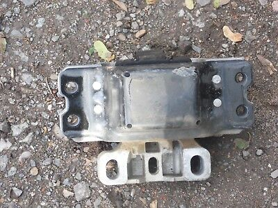 Audi A3 8P 1.9 TDi NS Left Gearbox Mount for Manual Transmission 1K0199555M