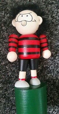 Dennis The Menace Collectibles Animated Wooden Push Up Toy