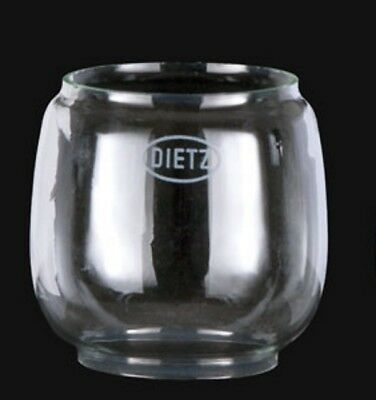 DIETZ Lantern ~ Fits Model #90 and #2500 ~ Replacement Glass Globe ~ #G8106