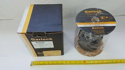 Garlock 41602-4036 Compression Packing PM-2 Graphite Lattice Braid 14mm 8m - New