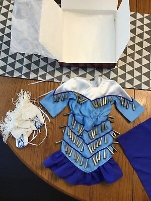 American Girl Doll Jingle Dress Of Today 1 2002 Retired Archived Collectors Kaya