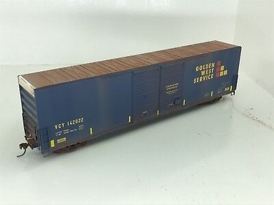 Athearn Genesis 60ft High cube boxcar Golden west services #VCY142023