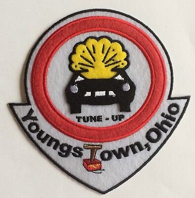 Youngstown, Ohio Tune - Up Patch