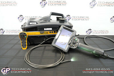 GE Inspection 6mm/4m XLG3 Videoscope Flaw Detector NDT Everest VIT IPLEX GEIT