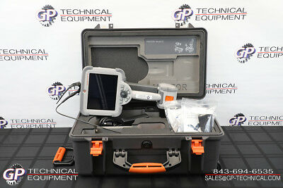 GE inspection Mentor Visual IQ 4mm/2m-8mm/3m Videoscope Flaw Detector NDT Iplex