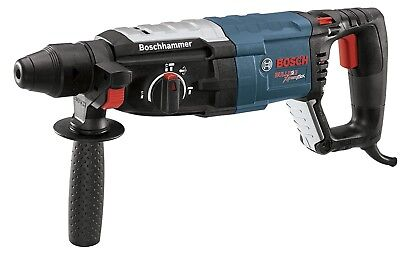 BOSCH 8.5 Amp Corded 1-1/8 in. SDS-Plus Variable Speed Rotary Hammer Drill