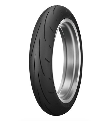 120/70-ZR17 Dunlop Sportmax Q3+ Hypersport Radial Front 58W Motorcycle Tire