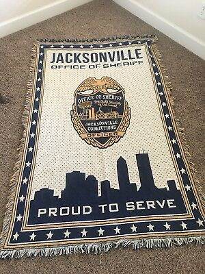Jacksonville Florida Correctional Officer Sheriff POLICE LAW ENFORCEMENT
