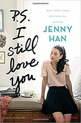 P.S. I Still Love You (To All the Boys I've Loved) by Jenny Han [Paperback] NEW