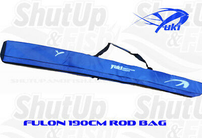 Yuki Funda Sea Fishing Surf Rod Holdall Choice of 160cm or 190cm Length