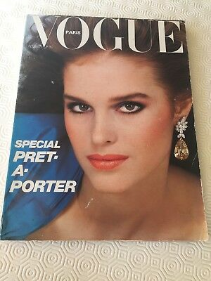 Vogue French February 1982