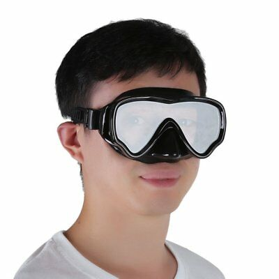 ALOMA Kids Scuba Diving Mask Silicone Snorkel Mask Durable Diving Masks SetPD