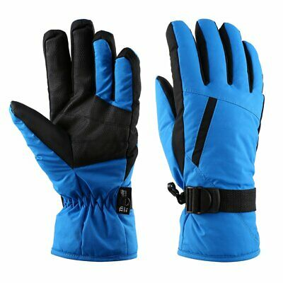 -38℃ Waterproof Winter Ski Snow Snowboarding Thermal Warm Gloves Men Women