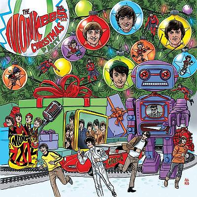 Christmas Party by The Monkees [Discs: 1] [Audio CD] NEW