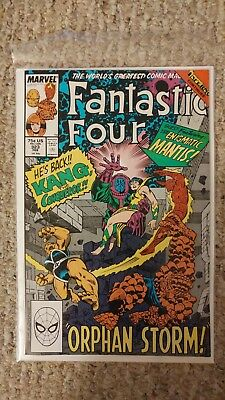 Fantastic Four Vol. 1. #323. NM. 9.4 or better. Keith Pollard Pencils.