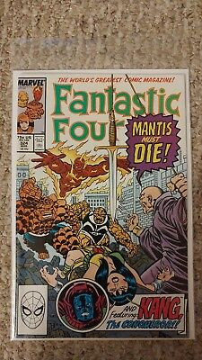 Fantastic Four Vol. 1. #324. NM. 9.4 or better. Keith Pollard Pencils.