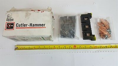 Cutler-Hammer 6-26-2 Contact Element Kit 3-Pole Size 4 Citation - New