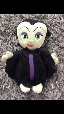 Disney Maleficent plush babies new without tags.