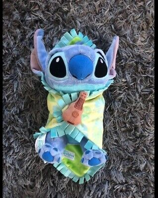Disney baby Lilo and stitch with blanket new without tags.