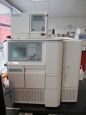 HPLC Waters Alliance 2695 with 2487 UV detector with PC and software