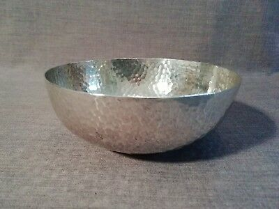 Stunning antique Arts & Crafts Bowl, Chester Hallmarks
