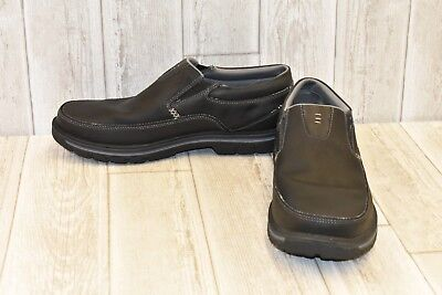 0e2be840628 NEW! MEN S SKECHERS RELAXED FIT  SEGMENT - THE SEARCH 64261 Black ...