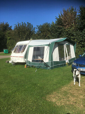 Swift 400SE complete with full Bradcott awning & everything you need :)