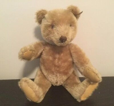 Vintage Steiff Original Teddy Bear Button and Tag 5335.02 from 1950's