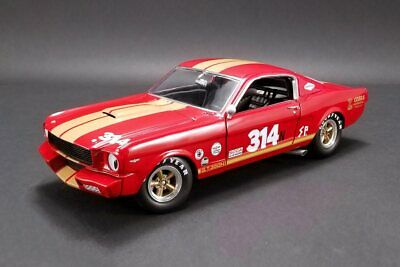1966 Ford Shelby Mustang Gt350H Acme 1801823 1/18 Diecast Car