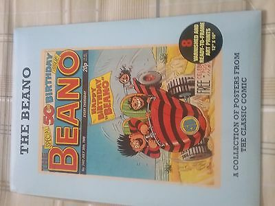 The Beano A Collection Of Posters From The Classic Comic