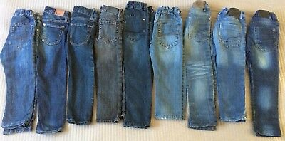 Next, Gap And H&M Boys 2-3 Years Jeans Bundle X 9