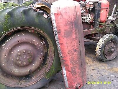 nuffield 465 tractor