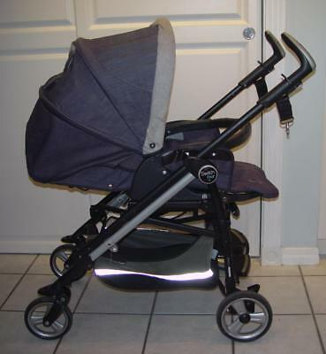 Pegperego Stroller Switch Four Great Shape Many Features Folds Up