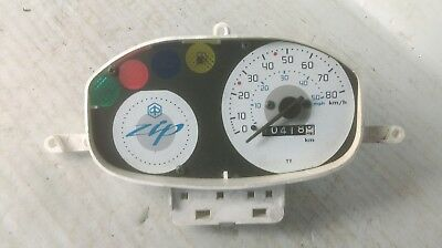 Piaggio Zip 50 Speedo Clocks