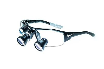 NIKE LOUPES w/ LED 3.0X NEW CUSTOM MADE orascoptic surgitel designs for vision