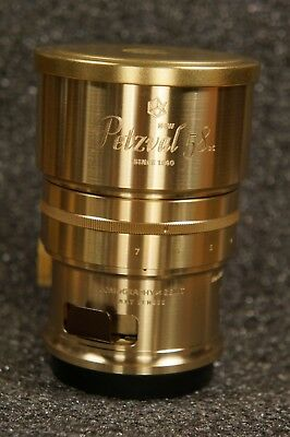 Lomography Petzval 58mm f/1.9 for Canon EOS EF Mount Art Lens Bokeh Control Gold