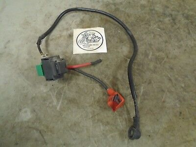 2000 Honda Xr650L Start Relay Solenoid