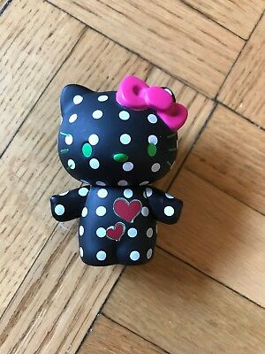 Hello Kitty Figure Polka Dot Sanrio Collection Collectible