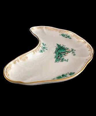 Rare Large Meissen Serving Tray Gotzkowsky relief Watteau Royal Service