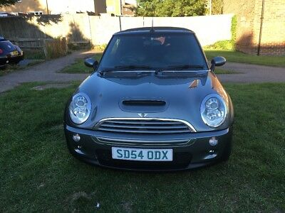 2004 Mini Cooper S Convertible.. .sorry Now Sold