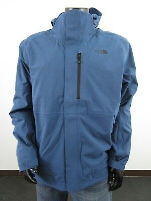 Mens TNF The North Face Apex Flex GTX Gore Tex Waterproof Insulated Jacket Shady