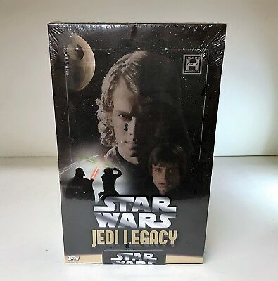 Star Wars Jedi Legacy - Sealed Trading Card Hobby Box - Topps 2013