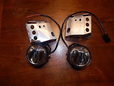 Triumph Tiger 800 Fog Lights