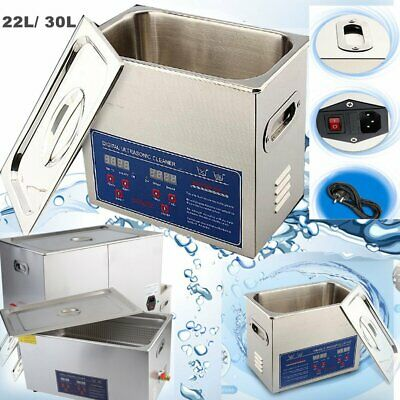 Digital Vaschetta Vasca Ultrasuoni Lavatrice Heater Timer Ultrasonic Cleaner