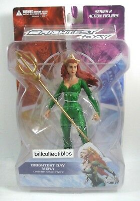 Mera, Brightest Day Series 2 Action Figure, DC Direct