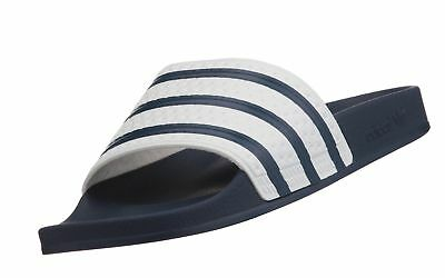 official photos ae7d9 48c96 ADIDAS ADILETTE, UNISEX Adults Beach  Pool Shoes 9 UK - EUR 37,54   PicClick FR